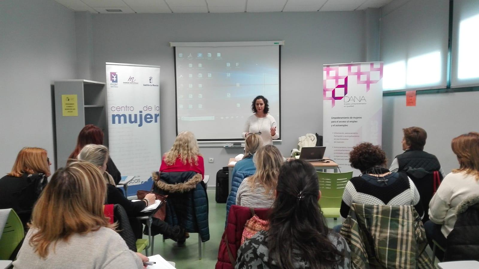 Comienza Un Taller De Empoderamiento Femenino Para El Empleo