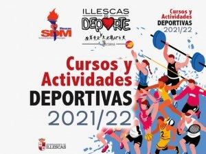 Cursos y actividades deportivas 2021/2022